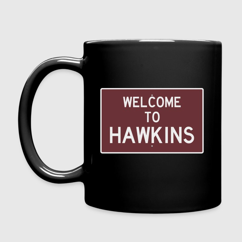Welcome to Hawkins - Mug uni