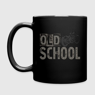 Old school - Taza de un color