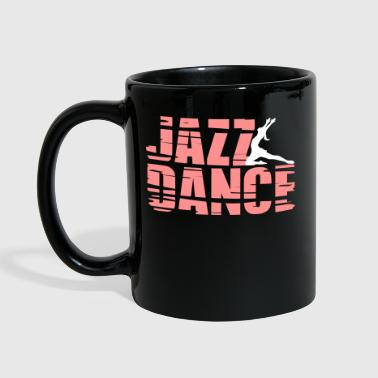 Jazz Dance - Taza de un color
