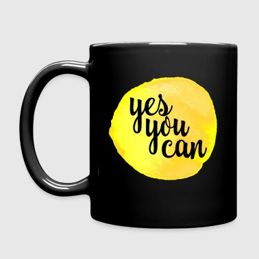 Yes You Can Quote - Mug uni