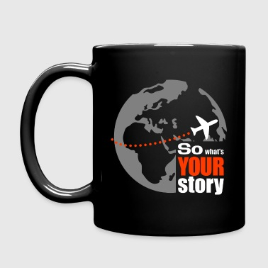 So what's your story - Mug uni