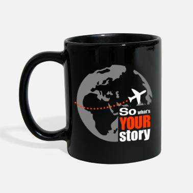 So what's your story - Mug