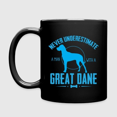 Dog Great Dane NUM - Full Colour Mug