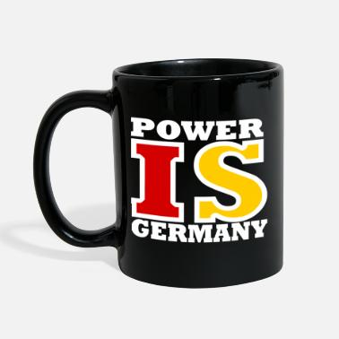 Germany Power is Germany - Mug