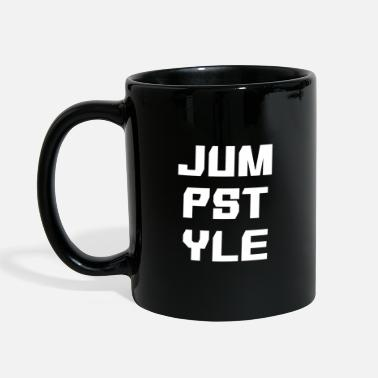 Jumpstyle JUMPSTYLE-letters - wit - Mok