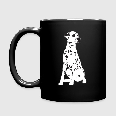 Dalmatian Print Mugs & Drinkware - Full Colour Mug