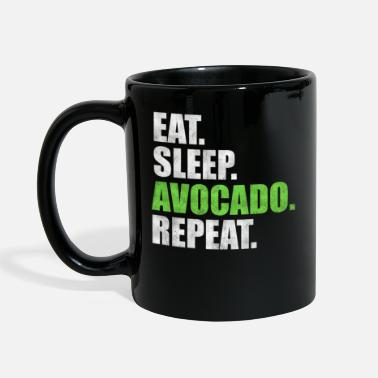 Diet Avocado Healthy Vegan Funny Vegan Gift - Mug