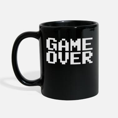 Game Over GAME OVER - Kubek jednokolorowy