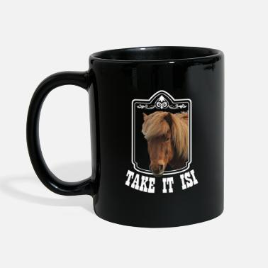 Islandpferd Islandpferd - Take it Isi - Tasse