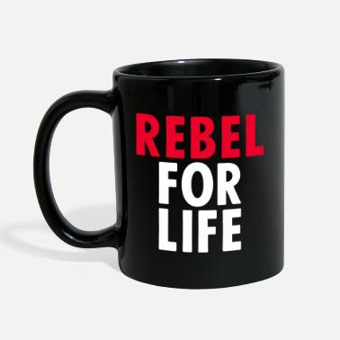 Xr Rebel For Life - Extinction Rebellion - Démo XR - Mug