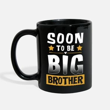 Big Brother Soon To Be Big Brother - Big Brother - Full Colour Mug