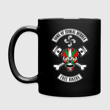 Basques Free Bikers - Mug uni