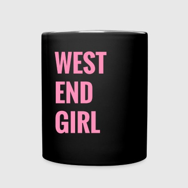West end girl - Full Colour Mug