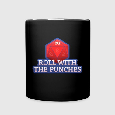 Roll With The Punches - Full Colour Mug