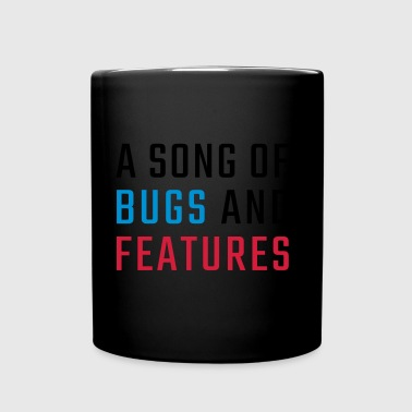 A Song of Bugs and Features - Full Colour Mug