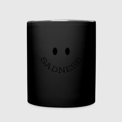 sadness? - Full Colour Mug