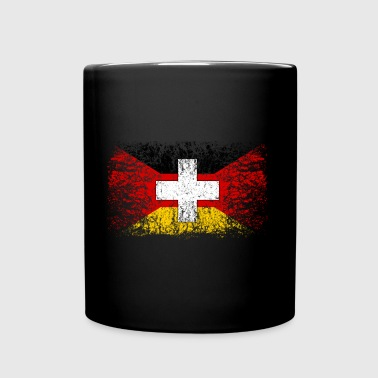 Germany Switzerland 001 - Full Colour Mug