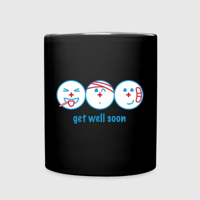 Get Well Soon - Tazza monocolore