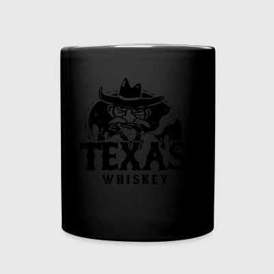 Texas - Tazza monocolore