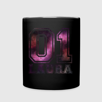Laura name - Full Colour Mug