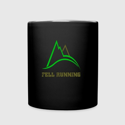 Fell Running - Full Colour Mug