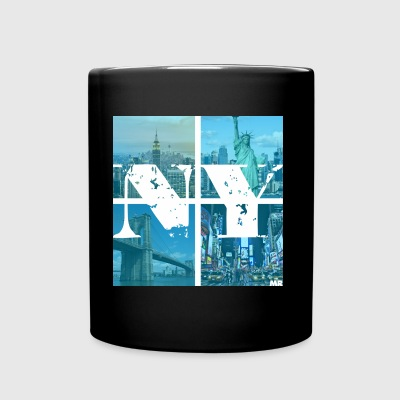 NEW YORK BLUE - Full Colour Mug