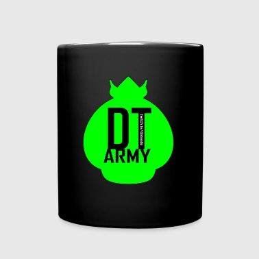 DT ARMY GREEN - Tazza monocolore
