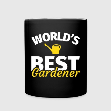 Gardener Gardening - Full Colour Mug