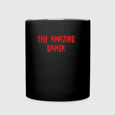 The Amazing Gamer - Taza de un color