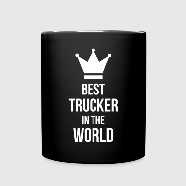 Best Trucker in the World - Mok uni