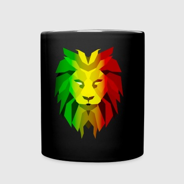 Rasta Lion - Full Colour Mug