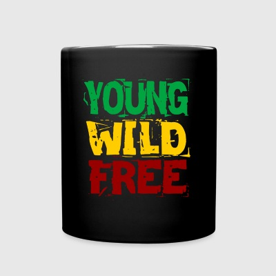 Young Wild Free - Full Colour Mug