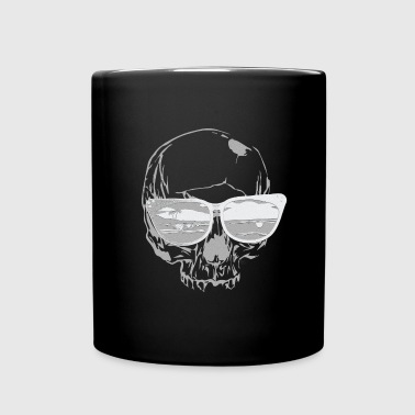 Vacation Skull 2 - Full Colour Mug