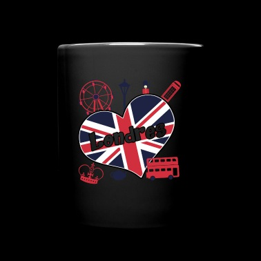 I love Londres 2 - Mug uni