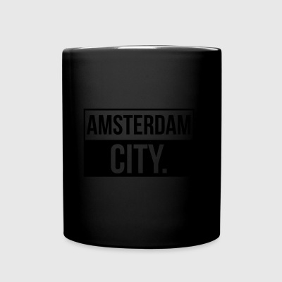 Amsterdam City - Full Colour Mug