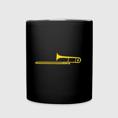 Trombone - Full Colour Mug