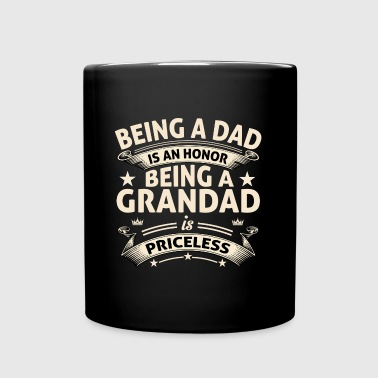 BEING A GRANDAD - Full Colour Mug