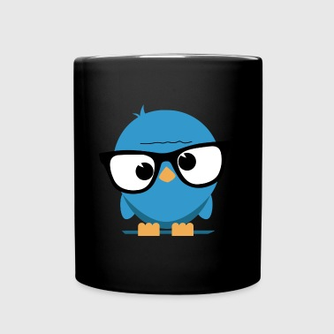 Nerd Birdie - Full Colour Mug