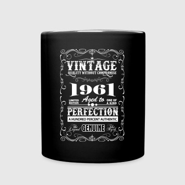 Premium Vintage 1961 Aged To Perfection - Full Colour Mug