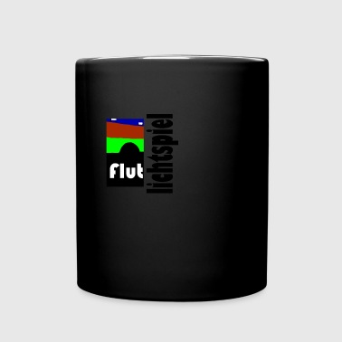 Floodlit match - Full Colour Mug