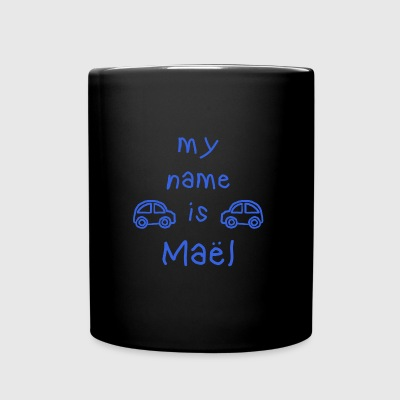 MAEL MY NAME IS - Tasse en couleur
