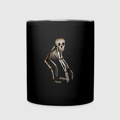 Baby Chimpans Skeleton av Wild World Designs (WWD) - Enfärgad mugg