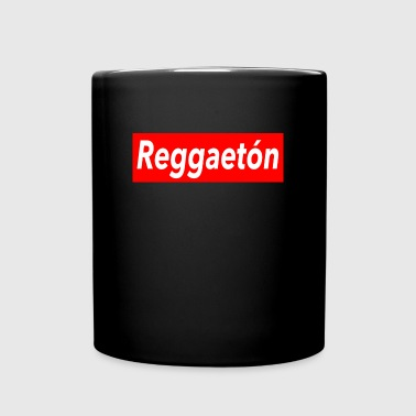 Reggaeton Shirt - red - Mambo New York - Tasse einfarbig