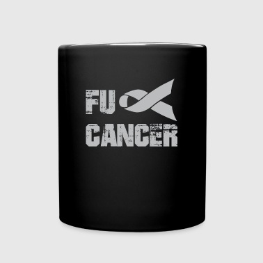 Fuck Cancer Shirt - Full Colour Mug
