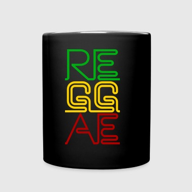 REGGAE - Full Colour Mug