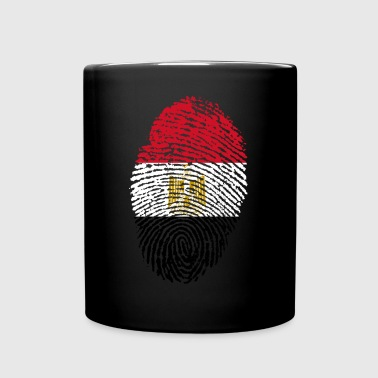 FINGERPRINT EGIPTO / EGIPTO - Taza de un color