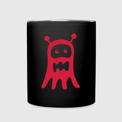 Ghost Monster - Tasse einfarbig