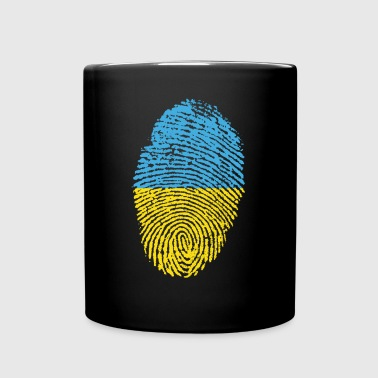 UKRAINA 4 EVER COLLECTION - Yksivärinen muki