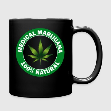 marijuana - Full Colour Mug