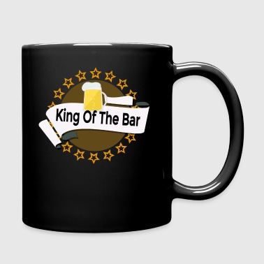 King of the Bar - Full Colour Mug